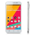 "N750 MTK6572 Dual-Core Android 4.4.3 Smart Phone w/ 5.5"" IPS, 4GB ROM, Dual-Cam - White + Silver"