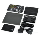 "5.5"" Head-Up Display Windshield Projector - Black"
