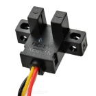XE671A Correlative Photoelectric Switch IR Sensor - Black