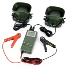 "1.3"" LCD Bird Hunting Luring Caller w/ Speaker - Army Green"