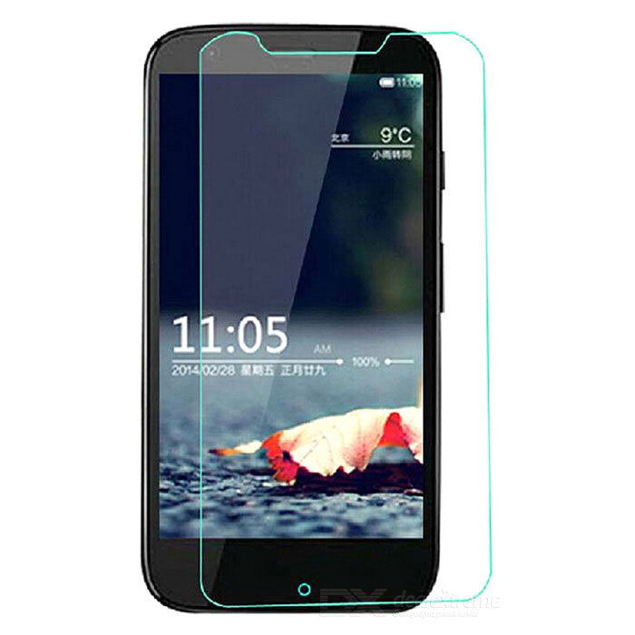 Tempered Glass Clear Screen Guard Protector for MOTO X - Transparent