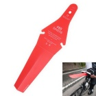 Quick-Release Mountain Bike / Road Bicycle Wheel Tyre Tire Mudguard Fender - Red