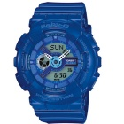 Genuine Casio Baby-G BA-110BC-2ADR Watch w/ 100-meter Water Resistant Case - Blue