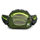 NatureHike Multifunctional Outdoor Climbing Waist Bag / Handbag / Shoulder Bag - Army Green + Grey
