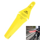 Quick-Release Mountain Bike Bicycle Road Tyre Tire Mudguard Fender - Yellow