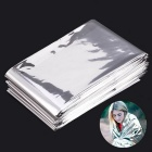NEJE Wasserdicht Emergency Rescue Raum Foil Thermal Blanket - Silver