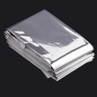NEJE Water-resistant Emergency Rescue Foil Thermal Blanket - Silver