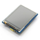 "Waveshare 2.8"" TFT LCD Touch Shield Module HX8347D SPI for Arduino"