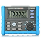 Bside ALP01 Professional Loop Resistance / Leakage Switch Tester - Black + Blue