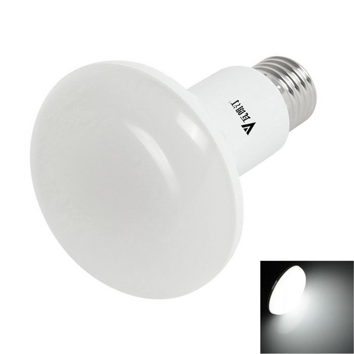 WaLangTing R80 E27 11W 650lm Zoomable Cool White 24-LED Bulb - White