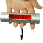 Prointxp Smart Digital Luggage Scale w/ English Sound - Silver