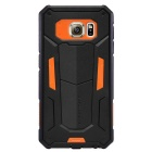 NILLKIN Stronger Series TPU + PC Back Cover Case for Samsung Galaxy S6 / G920F - Orange + Black