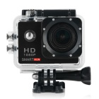 "Smartron 1.5"" TFT 170 Degree FHD 1080p Waterproof Action Sport Digital Video Camera - Black"