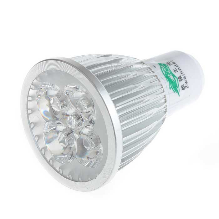 Zweihnder GU10 5W 400lm 3000-3500K 5-LED Warm Light Spotlight