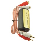 CARKING Car Auto 20A Noise Suppressor Isolation Transformer - Black
