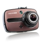 "AOKASII AK7 2.7"" FHD 1080P 170° Wide-Angle Car DVR Camcorder w/ IR Night Vision & Motion Detection"