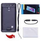 Redpepper Case Waterproof Case w/ Stand for Samsung Note 4 - Black