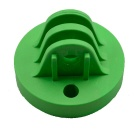 Sports Camera Connecting Holder for GoPro, SJ5000, XiaoYi - Green