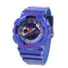 Genuine Casio Baby-G Ladies' Watch Blue Series BA-112-2A Girl Generation - Blue