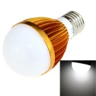 E27 5W LED Bulb Lamp Cool white 7500K 600lm 10-SMD 5630 (AC 85~265V)