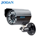 JOOAN JA-804YRA-T-3.6 Waterproof 1/4'' CMOS 800TVL CCTV Security Camera Bullet Night Vision - Black