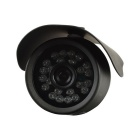 "1/4"" CMOS 1.0MP 1080TVL Waterproof CCTV Camera w/ 24-IR-LED (PAL)"
