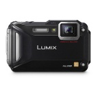 Genuine Panasonic Lumix DMC-FT5  Waterproof Camera - Black