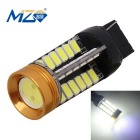 MZ 25.5W T20 Car Backup Light / Rear Fog Lamp White Light 48-5630 SMD + 1.5W 1-LED (12~24V)