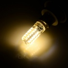 G9 3W 260lm Warm White 48-SMD Silicone LED for Crystal Lamp (AC 220V)