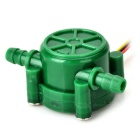 Liquid Water Flow / Oil / Coffee Hall Sensor - Green