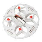 Cheerson CX-31 4-CH R/C Quadcopter UFO w/ 3D Tumbling - White