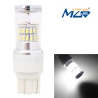 MZ T20 4.8W Car LED Brake / Daytime Running Light White 480lm SMD 3014 w/ Constant Current (12~24V)