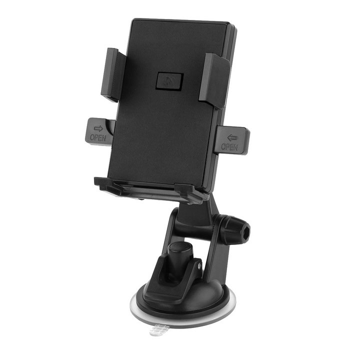 RUITAI 360 Degree Rotary Car Mount Holder w/ Suction Cup for IPHONE / Samsung / HTC + More