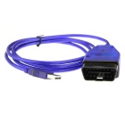USB KKL Test Diagnose Line for Volkswagen 409.1 Audi - Blue