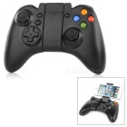 G910 PLUS Wireless Bluetooth V3.0 + HS Gaming Controller for Android / iOS Phone - Black