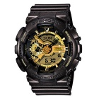 Genuine Casio G-Shock GA-110BR-5ADR Men's Analog Digital Dial Watch - Black