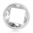 50mm Plastic Reflector Cup for Integrated LED Lamp - Silver