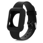 Silicone Wrist Watch Band for Apple Watch 42mm