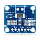INA219 DIY DC Current Sensor Breakout Module - Blue