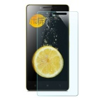 Mr.northjoe 0.3mm 2.5D 9H Tempered Glass Screen Guard Protector for Lenovo K3 - Transparent