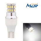 MZ T15 3.6W  Car LED Backup Light White 6500K 360lm 36-SMD 3014 w/ Constant Current (12~24V)