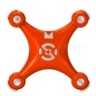 Replacement Quadcopter Frame Shell for Cheerson CX-10 - Orange + White