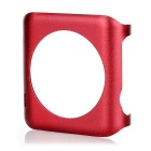Protective Aluminum Alloy Watch Screen Dial Protector for 38mm APPLE WATCH - Red