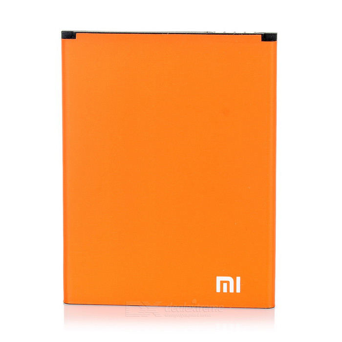 BM42 3100mAh Li-polymer Battery for Xiaomi Redmi Note - Orange