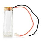 R/C Quadcopter 500mAh Li-Polymer Battery for Wltoys V686G - Silver