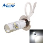 MZ H3 30W 6-XQ-B Car LED Fog Light  White Light 6500K 1500lm (12~24V)