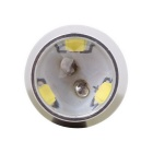MZ H1 30W 6-XQ-B Car LED Fog Light White Light 6500K 1500lm - Silver