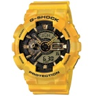 Casio G-shock GA-110CM-9AER Men's Water Resistance Resin Analog + Digital Watch - Yellow