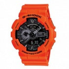 Genuine Casio G-Shock GA-110MR-4ACR Watch 200-meter Water Resistance - Orange