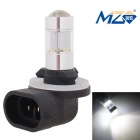 MZ 30W 881 XQ-B Auto 6-LED Nebelscheinwerfer White Light 1500lm 6500K (12 ~ 24V)